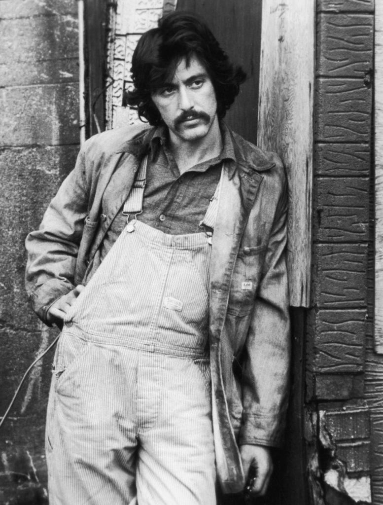 """Кадр из фильма """"Серпико"""" (1973)"""