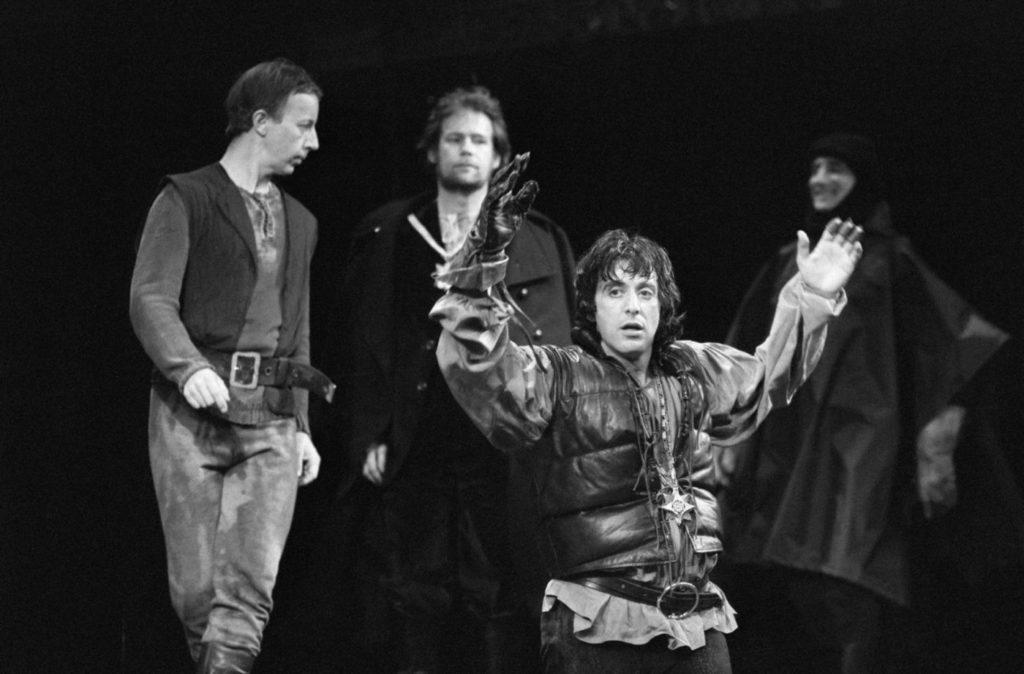 Бродвейский спектакль «Ричард III», 1979 год.