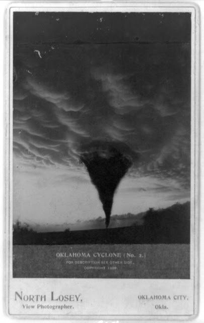 «Oklahoma Cyclone», 1898 год.