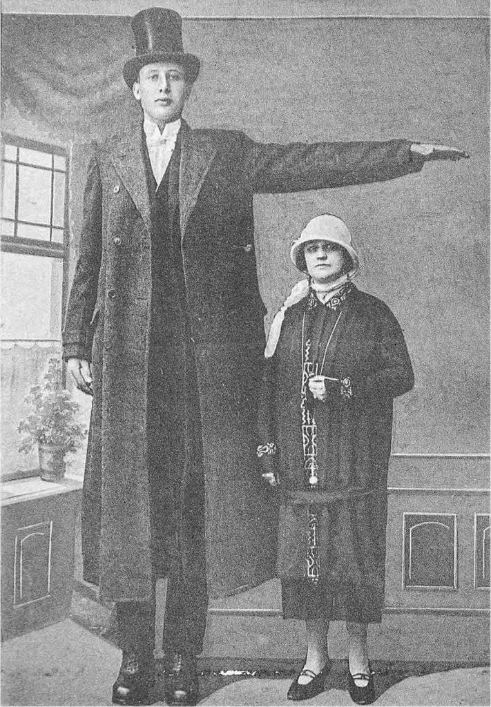 Якоб Накен в возрасте 16 лет, 1922 год.