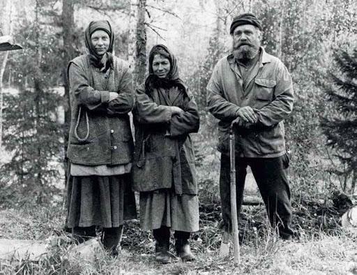 Лыковы, семейное фото