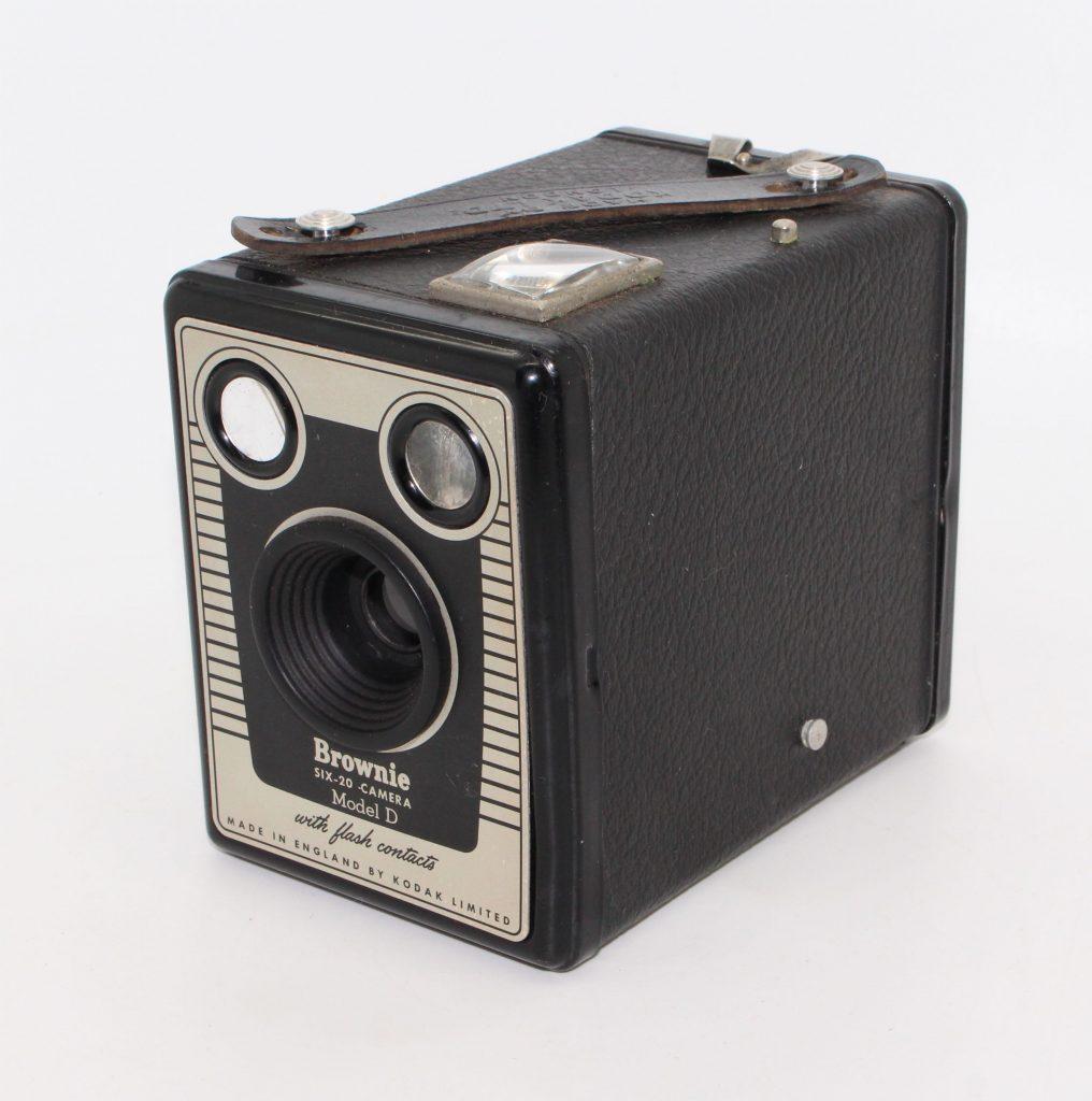 Kodak Brownie Six-20 Model