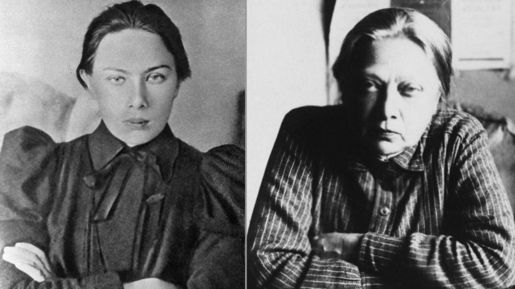 Жёны и любовницы великих диктаторов. Надежда Крупская.