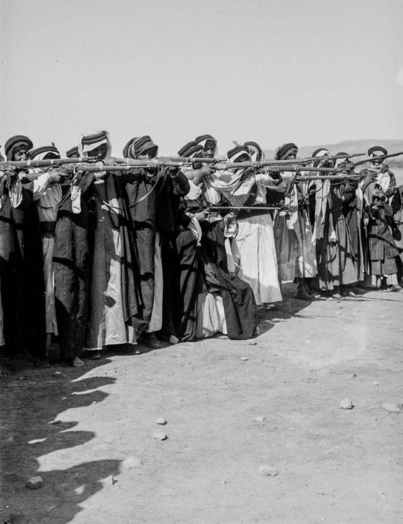 Соревнования по стрельбе из винтовки, 1898 год.