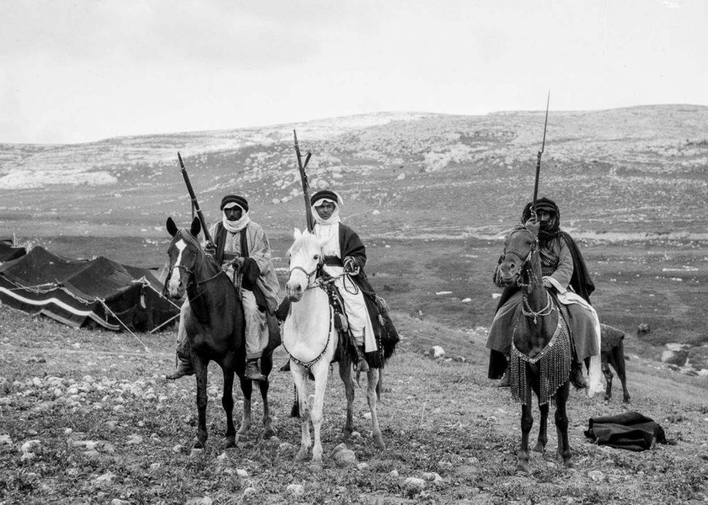 Всадники, 1898 год.