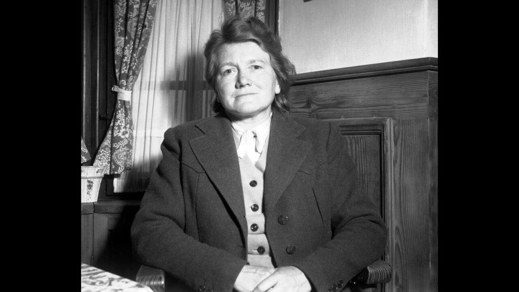 Паула Гитлер - младшая сестра Адольфа Гитлера