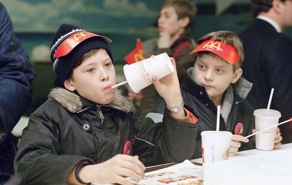 Рекорда по количеству клиентов, обслуживаемых одним McDonald's за день.