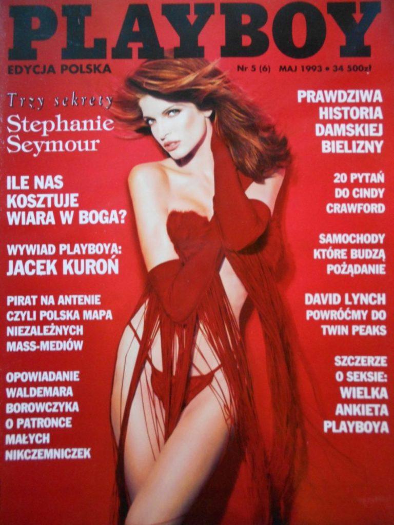 Стефани Сеймур - воплощение роскоши