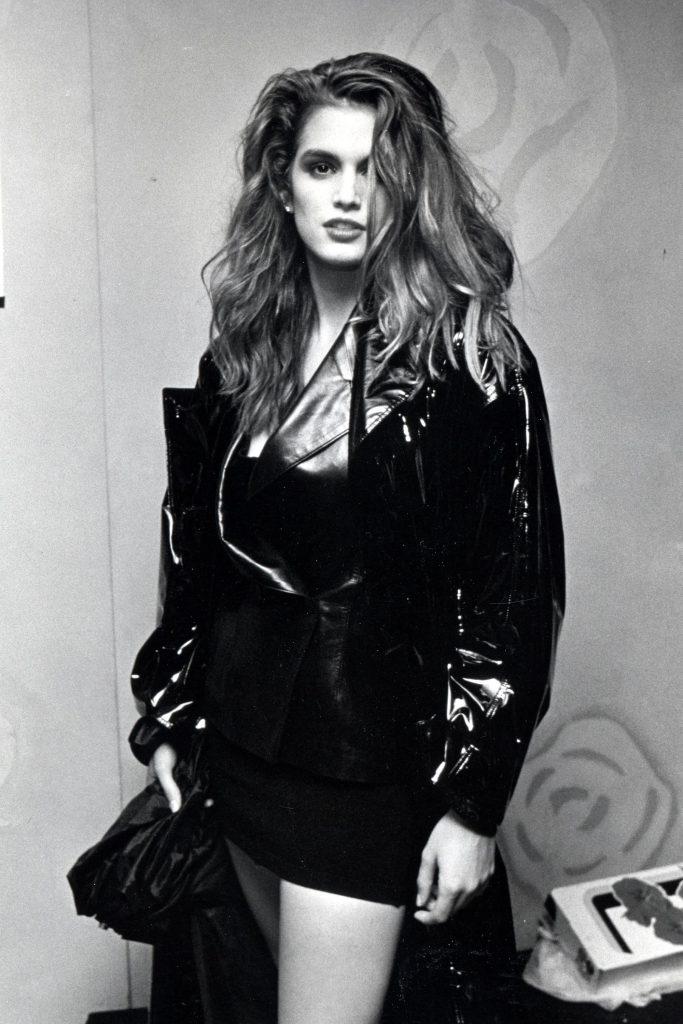 Синди Кроуфорд на благотворительном вечере Love Ball, май 1989 год.