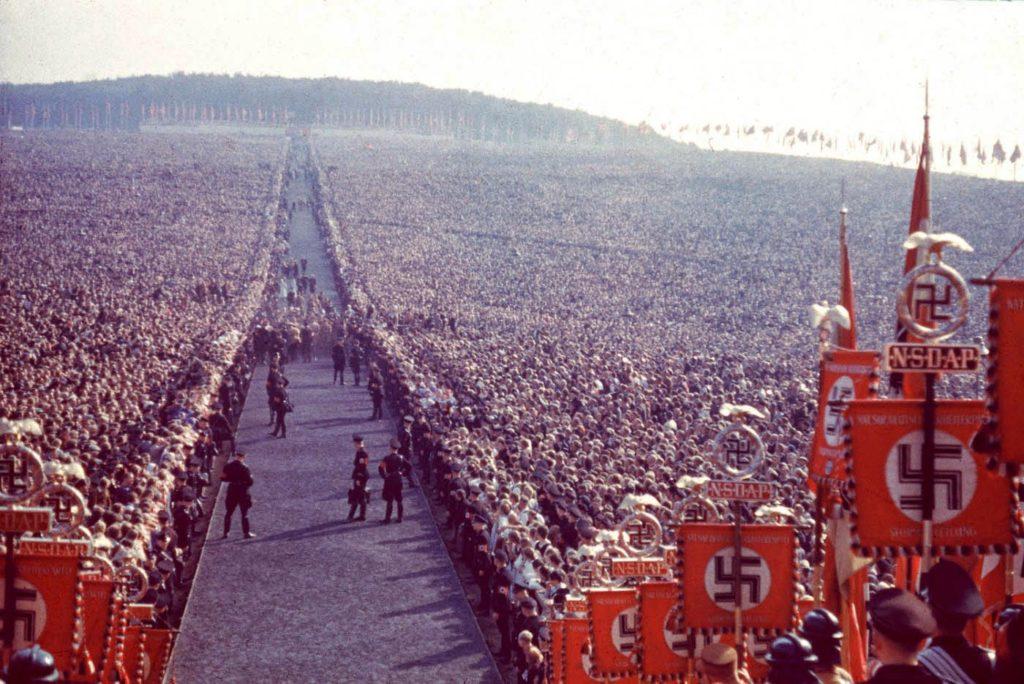 Празднование Дня Благодарения Третьего Рейха, 1934 год.