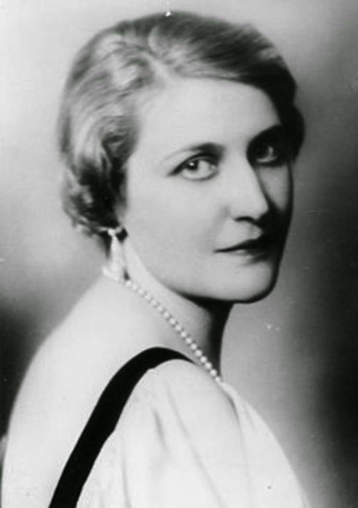 Магда Геббельс – жена Йозефа Геббельса.