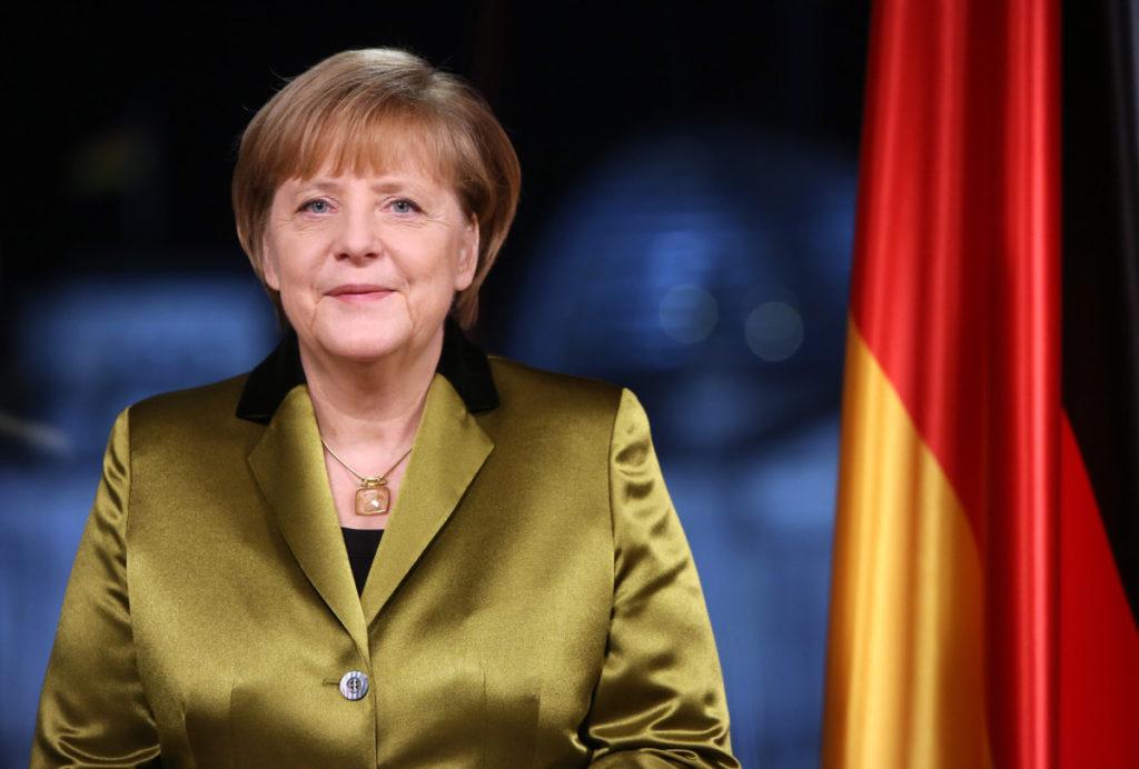 Ангела Меркель. Источник: Adam Berry/Getty Images