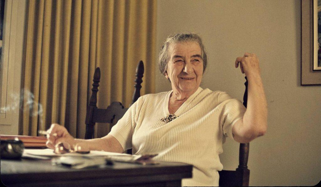 Голда Меир. Источник: Louis Goldman/Gamma-Rapho/Getty Images 7 Женщины в политике: 7 женщин возглавивших государства