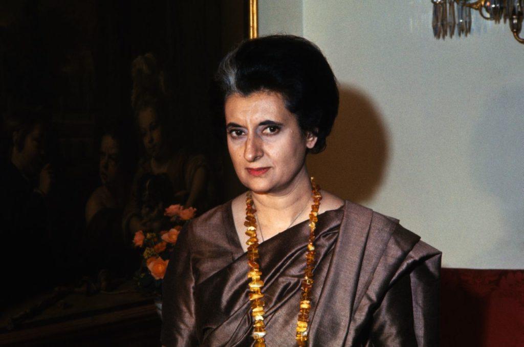 Индира Ганди. Источник: Bettmann Archive/Getty Images 7 женщин-политиков, возглавивших государства