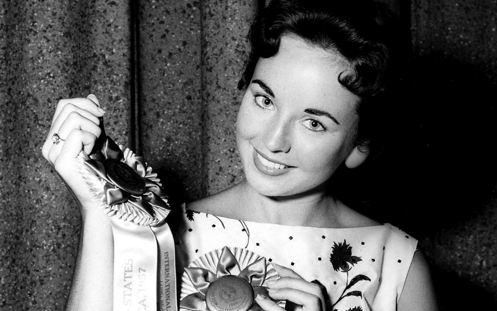 Кэрол Моррис - мисс вселенная 1956 года.
