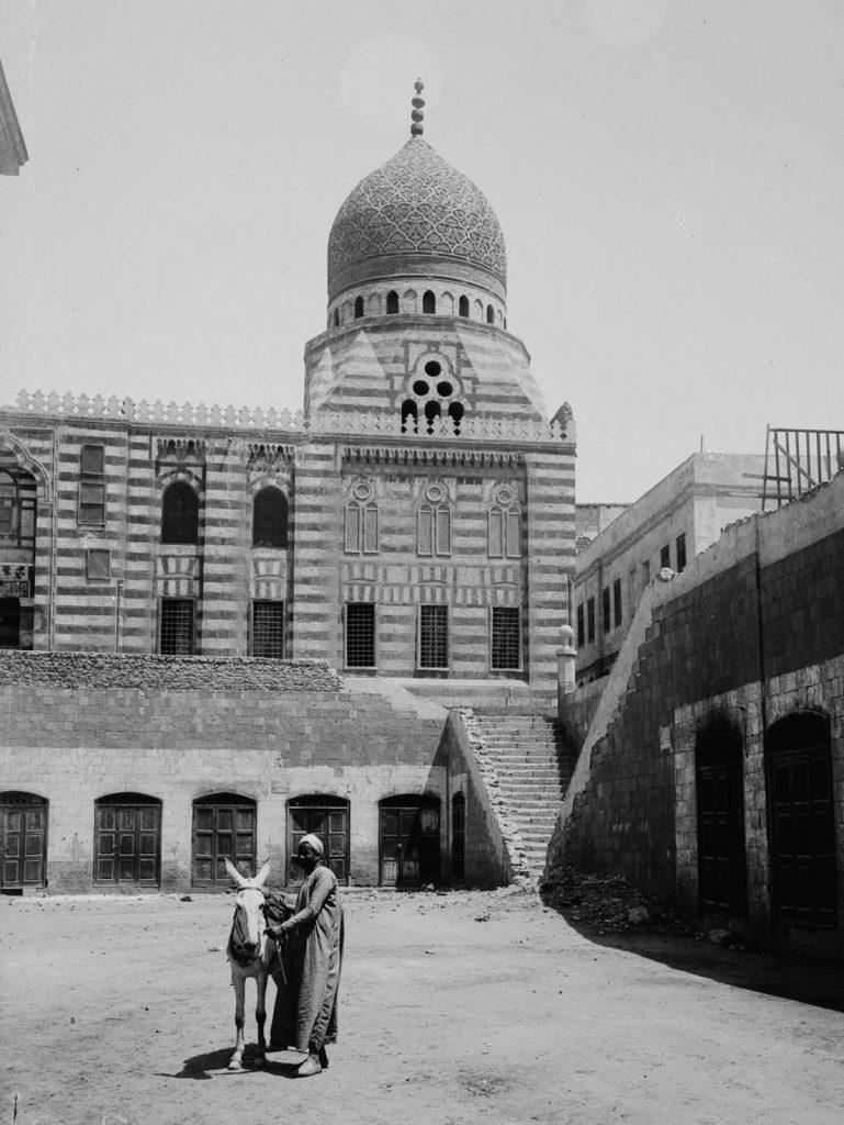 Мечеть эмира Ахора, 1900 год. Источник: Library of Congress