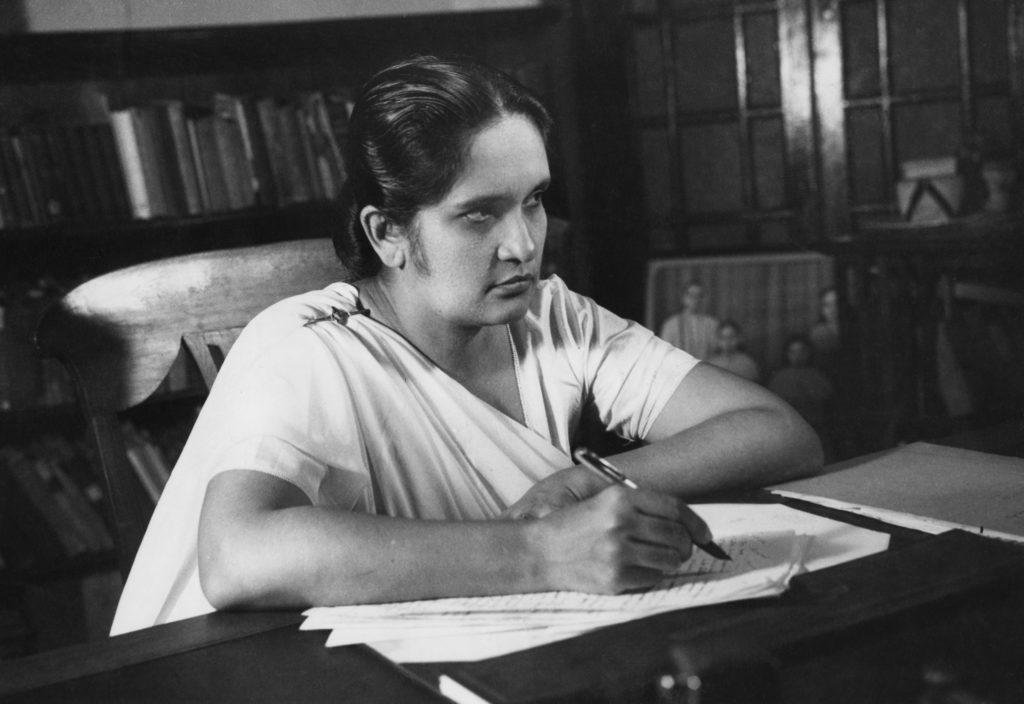 Сиримаво Бандаранаике. Источник: Keystone/Hulton Archive/Getty Images 7 женщин-политиков, возглавивших государства