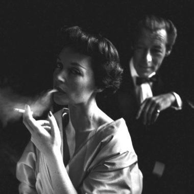 Лилли Палмер и Рекс Харрисон , 1950 год.