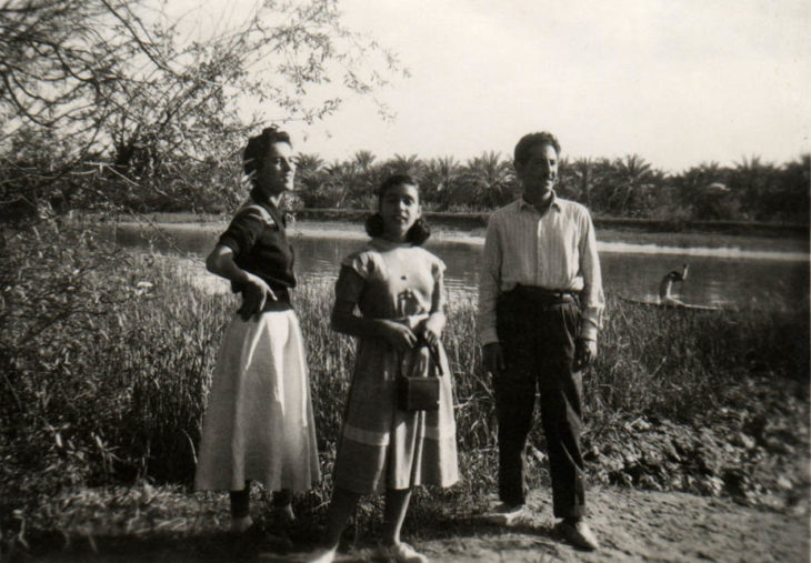Иран в 1950-х годах, фотографии из семейных архивов