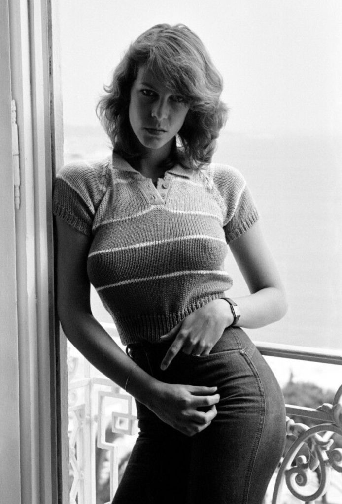 Джейми Ли Кёртис в молодости, 1970-1980
