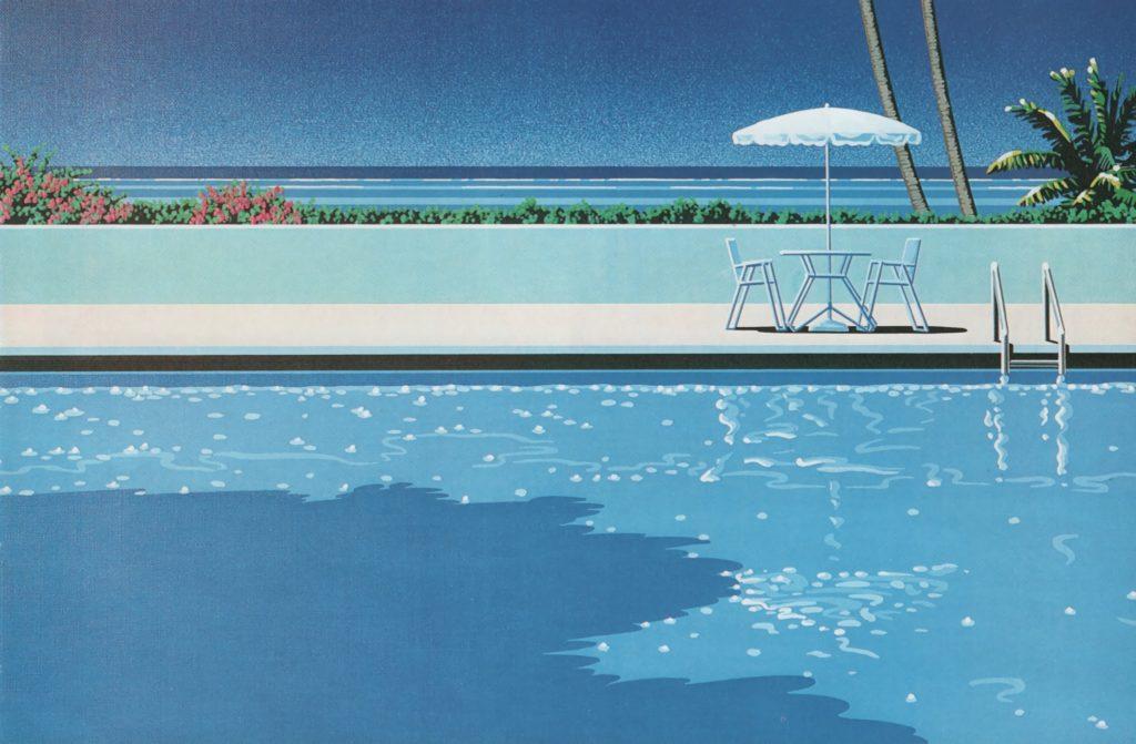 Хироси Нагаи - Swimming Pool
