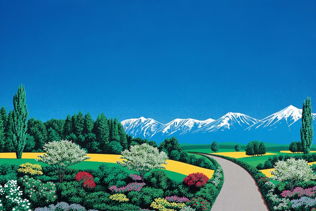 Хироси Нагаи - Elv Alps