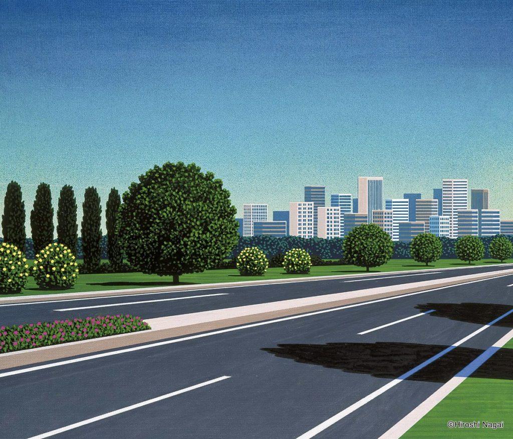 Хироси Нагаи - City Highway