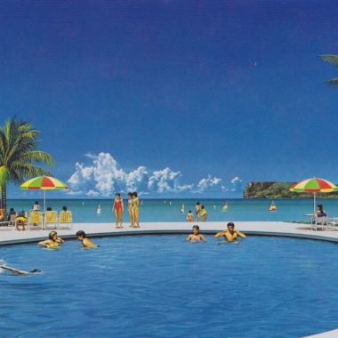 Хироси Нагаи - A pool party