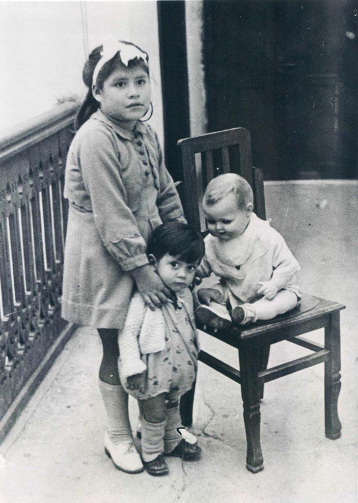 Лина и её 2 летний сын Герардо