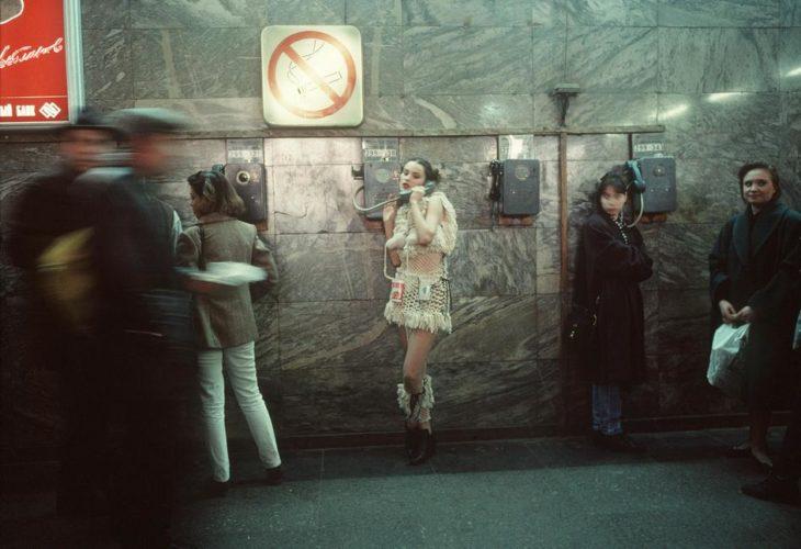 Лиз Сарфати - отчаянные девяностые в объективе 18+