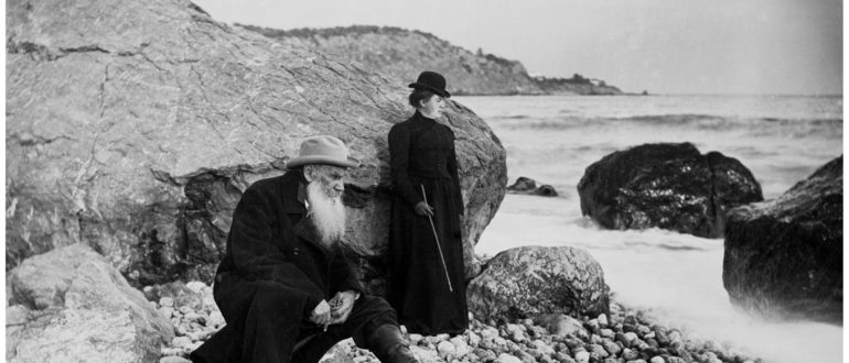 Лев Толстой и Софья Толстая