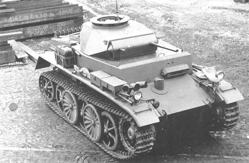 Panzer I Ausf.