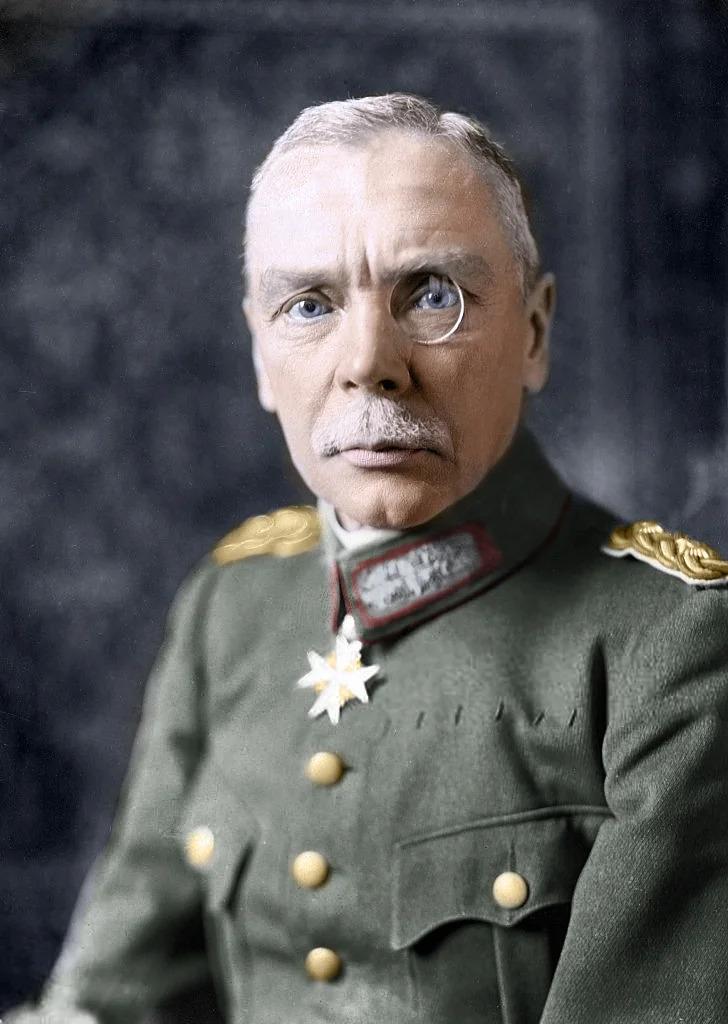 Йоханнес «Ханс» Фридрих Леопольд фон Сект