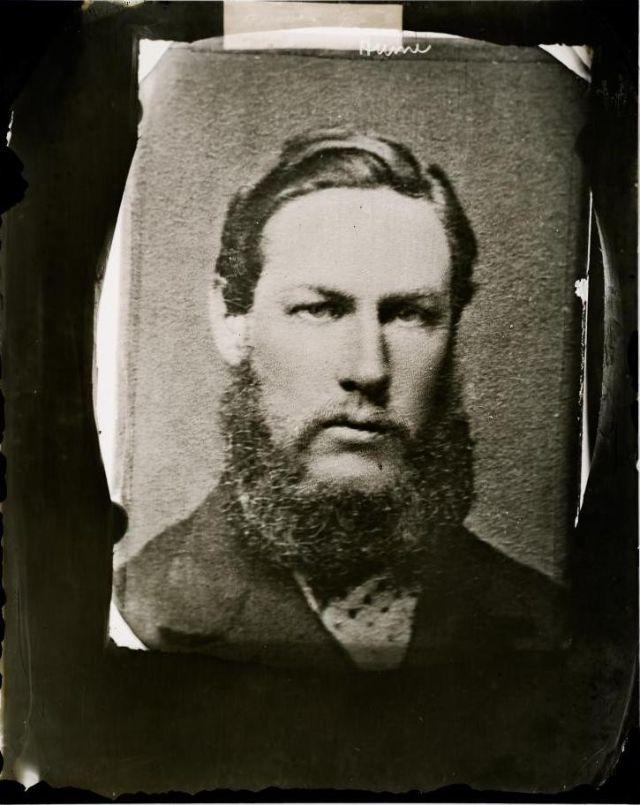 Мистер Хьюм, студия братьев Фримен, 1871-1880 гг.