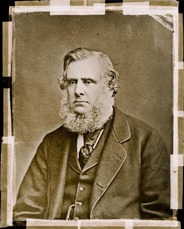 Мистер Петерс, Студия братьев Фримен, 1871-1880 гг.
