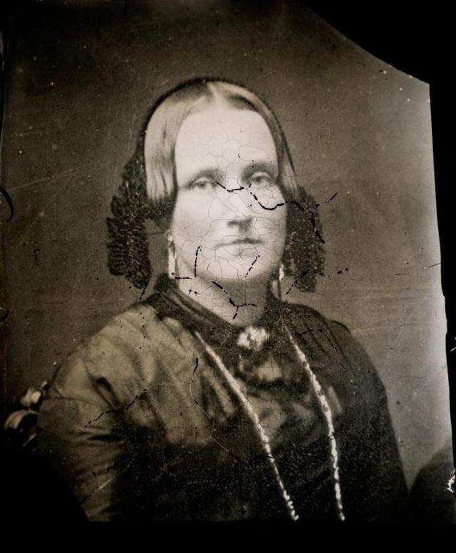 Миссис Мур, студия братьев Фримен, 1871-1880 гг.