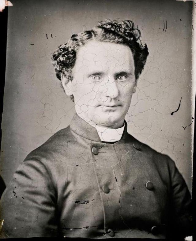 Преподобный Поллард, Студия братьев Фримен, 1871-1880 гг.