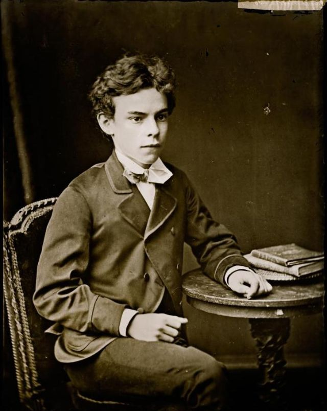 Мистер Манро, студия братьев Фримен, около 1875 г.