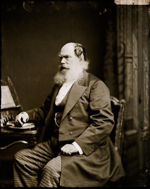 Мистер Манро, студия братьев Фримен, 1871-1880 гг.