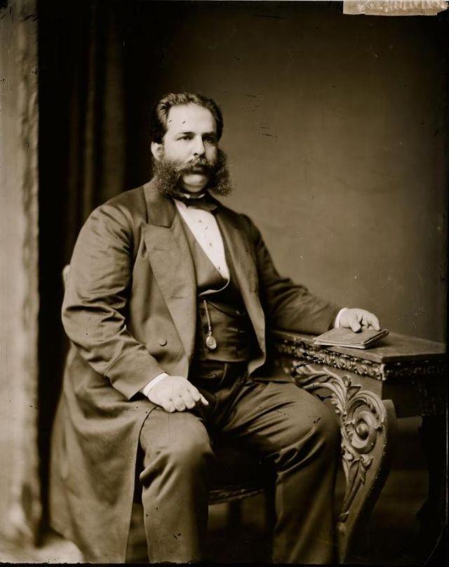 Мистер Соломон, Студия братьев Фримен, 1871-1880 гг.