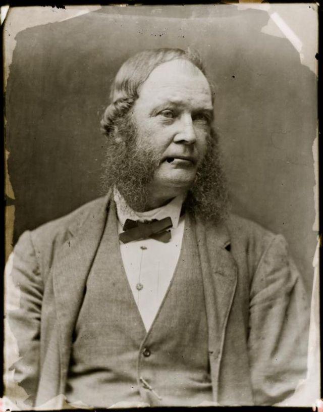Мистер Йорк, студия братьев Фримен, 1871-1880 гг.