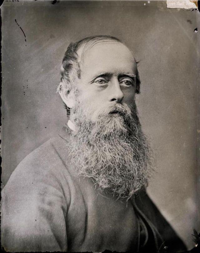 Мистер Белл, студия братьев Фримен, 1871-1880 гг.