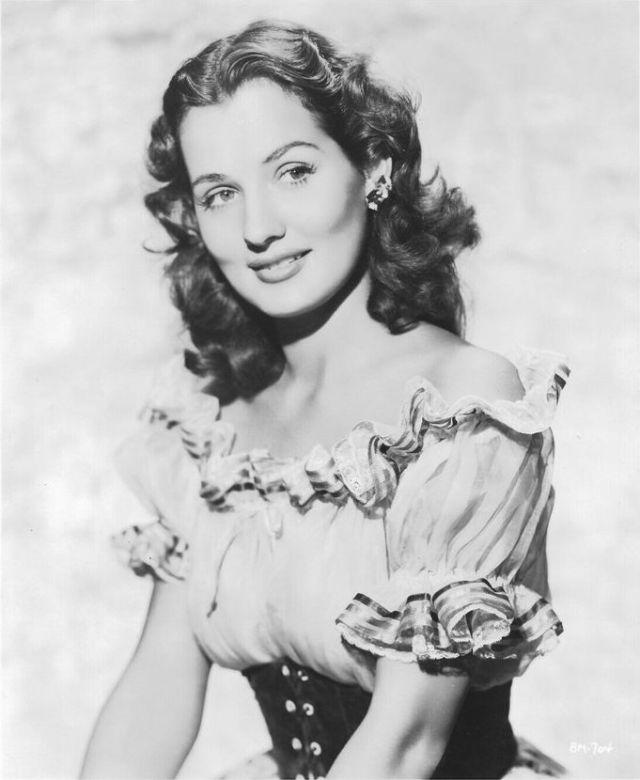 Бренда Маршалл: гламурные фотографии американской актрисы, 1930-40