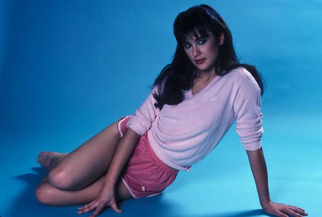 Деми Мур в молодости, фотографии 1980-х