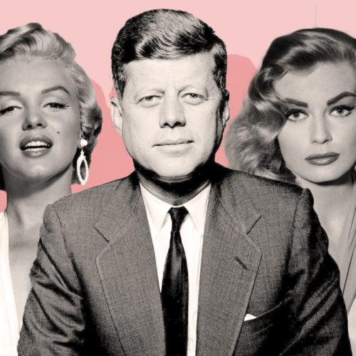 Любовницы Джона Кеннеди