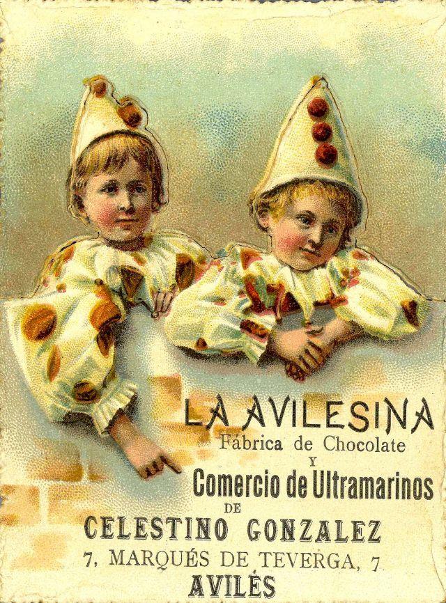 Chocolate La Avilesina, Fábrica de Chocolate y Comercio de Ultramarinos, Avilés