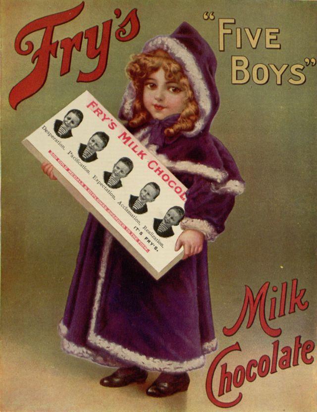 Fry's Milk Chocolate
