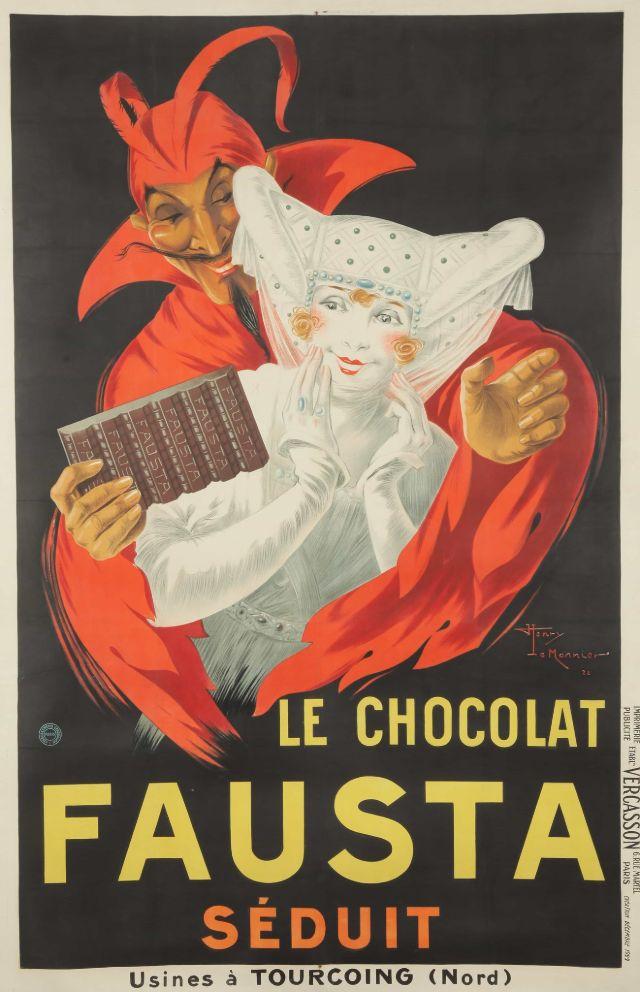 Le Chocolat Fausta