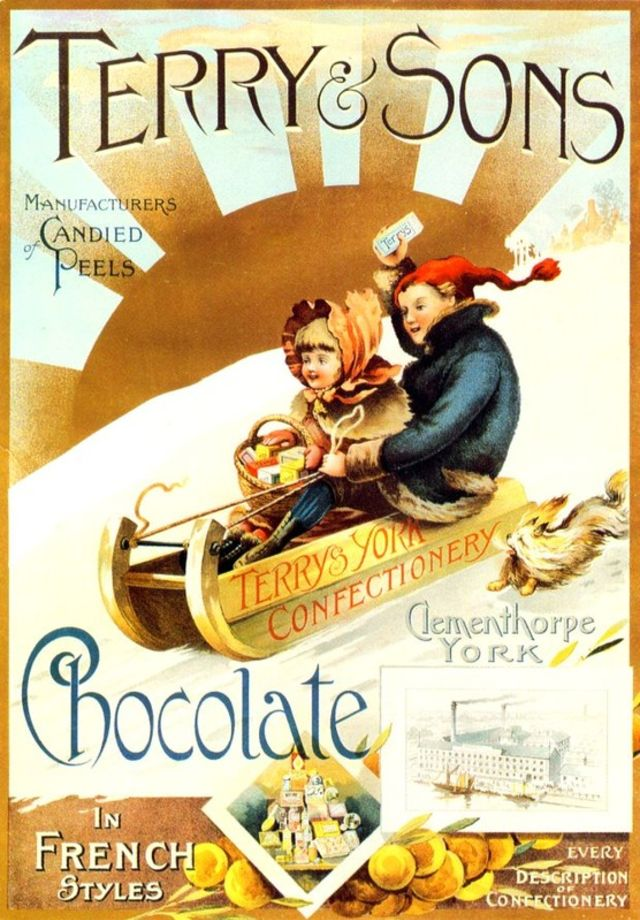 Terry & Sons Chocolate Confectionery