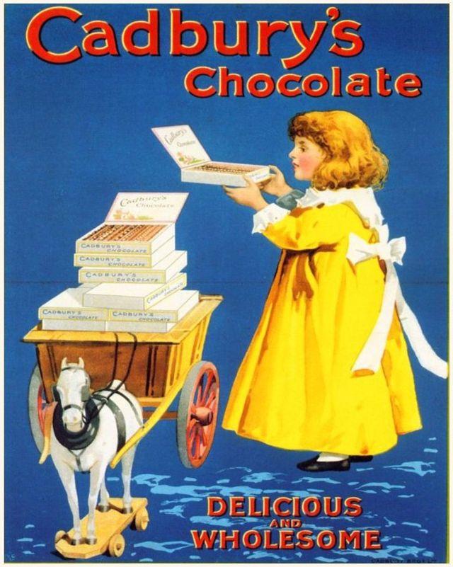 Шоколад Кэдбери